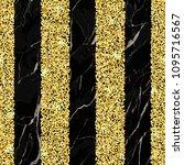 vector black marble seamless...   Shutterstock .eps vector #1095716567