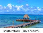 isle mujeres mexico    Shutterstock . vector #1095735893
