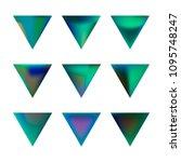 vector gradient reverse... | Shutterstock .eps vector #1095748247