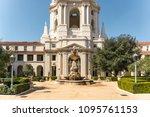 pasadena  california   usa  ... | Shutterstock . vector #1095761153