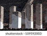 ancient ruins of tula de