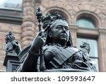 queen victoria | Shutterstock . vector #109593647