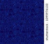 web ui ux seamless line pattern....