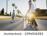 wide angle picture of the... | Shutterstock . vector #1096036583