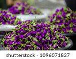 bangkok flower market  pak...   Shutterstock . vector #1096071827