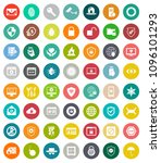 security safety icons set  ... | Shutterstock .eps vector #1096101293