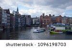 amsterdam  netherlands   2016....   Shutterstock . vector #1096198703