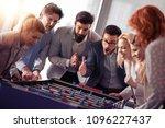 business people having great...   Shutterstock . vector #1096227437