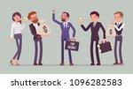 secret information sale.... | Shutterstock .eps vector #1096282583