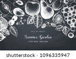 vector template desin. hand...   Shutterstock .eps vector #1096335947