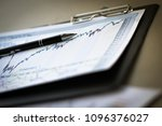 drawings and charts of... | Shutterstock . vector #1096376027