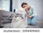 safety violation. adolescent...   Shutterstock . vector #1096409603