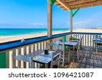 tarifa beach  spain   may 8 ... | Shutterstock . vector #1096421087