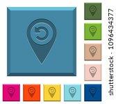 undo gps map location engraved...   Shutterstock .eps vector #1096434377
