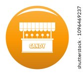 candy selling icon. simple... | Shutterstock .eps vector #1096469237