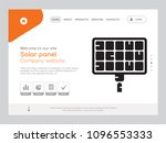 quality one page solar panel...
