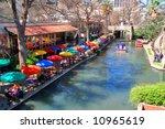 The San Antonio Riverwalk And...