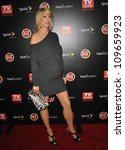 "Small photo of LOS ANGELES, CA - NOVEMBER 10, 2009: ""Accidentally on Purpose"" star Jenna Elfman at TV Guide Magazine's Hot List Party at the SLS Hotel, Beverly Hills."