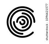 abstract icon evokes circular...