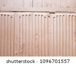 rusty surface of metal plate... | Shutterstock . vector #1096701557