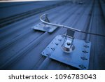 stainless industrial fall... | Shutterstock . vector #1096783043