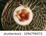 freshly vera cocktail on stand... | Shutterstock . vector #1096798373