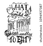 typography poster quote with... | Shutterstock .eps vector #1096937387