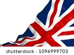 waving flag of the great... | Shutterstock . vector #1096999703