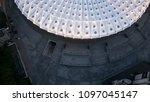 kiev ukraine may 12  aerial... | Shutterstock . vector #1097045147