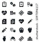 set of vector isolated black...   Shutterstock .eps vector #1097096117