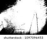 grunge texture. distress... | Shutterstock .eps vector #1097096453