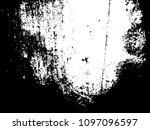 grunge texture. distress... | Shutterstock .eps vector #1097096597