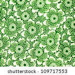 Sacura seamless pattern - stock photo
