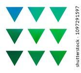 vector gradient reverse... | Shutterstock .eps vector #1097291597