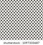 vector geometric heart...   Shutterstock .eps vector #1097333687
