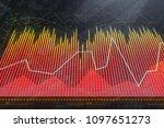 finance  analytics and...   Shutterstock . vector #1097651273