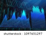 finance  analytics and...   Shutterstock . vector #1097651297