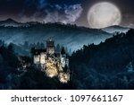 Small photo of Dracula's Castle - Bran Castle, Romania.