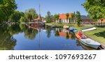 hasselt  netherlands   may 04 ... | Shutterstock . vector #1097693267