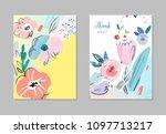 creative universal artistic... | Shutterstock .eps vector #1097713217