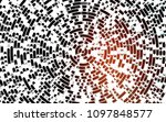 light red vector pattern with... | Shutterstock .eps vector #1097848577