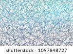 light blue vector abstract... | Shutterstock .eps vector #1097848727