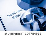 register with goggles ... | Shutterstock . vector #109784993