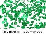 digital currency symbol bitcoin....   Shutterstock . vector #1097904083