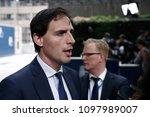 dutch finance minister wopke...   Shutterstock . vector #1097989007