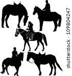 Horses Animals Equestrian Spor...