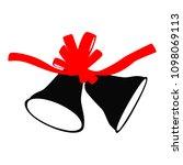 jingle bells for holiday | Shutterstock .eps vector #1098069113