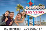 tourism  travel and summer...   Shutterstock . vector #1098081467