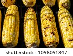close up of cobs of corn on the ... | Shutterstock . vector #1098091847