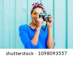 outdoor lifestyle  image of...   Shutterstock . vector #1098093557